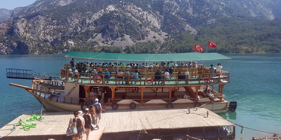 Green Canyon Boat Trip