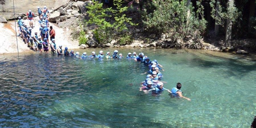 Side Rafting Tour
