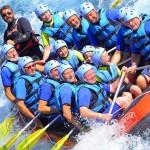 Side Köprülü Canyon Rafting