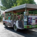 Side Cabrio Bus Safari